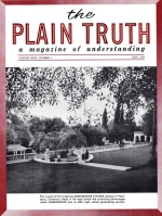 The Plain Truth about the PROTESTANT Reformation - Part XI Plain Truth Magazine May 1959 Volume: Vol XXIV, No.5 Issue: