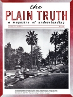 The Fourth Commandment Plain Truth Magazine May 1960 Volume: Vol XXV, No.5 Issue: