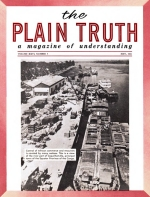 The TRUTH about THE NEW ENGLISH BIBLE Plain Truth Magazine May 1961 Volume: Vol XXVI, No.5 Issue: