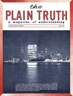And Now - A New Crisis in Farming - Part 2 Plain Truth Magazine May 1963 Volume: Vol XXVIII, No.5 Issue: