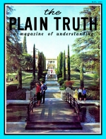 The Autobiography of Herbert W Armstrong - Installment 70 Plain Truth Magazine May 1965 Volume: Vol XXX, No.5 Issue: