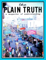 DROUGHT RAVAGES AUSTRALIA Plain Truth Magazine May 1966 Volume: Vol XXXI, No.5 Issue: