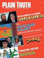 FRIDAY OR WEDNESDAY? Plain Truth Magazine May 1977 Volume: Vol XLII, No.5 Issue:
