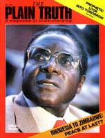 An Open Letter to Our Readers Plain Truth Magazine May 1980 Volume: Vol 45, No.5 Issue: ISSN 0032-0420