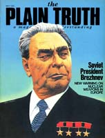 THE CONSPIRACY AGAINST THE FAMILY Plain Truth Magazine May 1982 Volume: Vol 47, No.5 Issue: