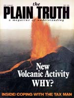 Why God Permits Human Suffering Plain Truth Magazine May 1984 Volume: Vol 49, No.5 Issue: