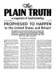 PROPHESIED TO HAPPEN to the United States and Britain! - Installment 5
