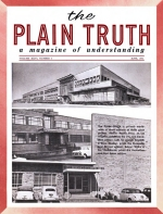 Who WAS First into Space? Plain Truth Magazine June 1961 Volume: Vol XXVI, No.6 Issue:
