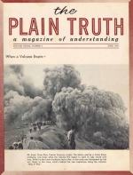IF WORLD WAR III COMES - There Is a Way of Escape Plain Truth Magazine June 1963 Volume: Vol XXVIII, No.6 Issue: