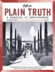 Plain Truth Magazine June 1964 Volume: Vol XXIX, No.6 Issue: