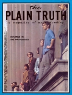 The Bible Answers Short Questions From Our Readers Plain Truth Magazine June 1968 Volume: Vol XXXIII, No.6 Issue: