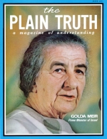 HOW ROME DESTROYED NORTH AFRICA Plain Truth Magazine June 1971 Volume: Vol XXXVI, No.6 Issue: