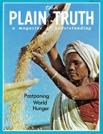 DOES GOD EXIST? Plain Truth Magazine June 1972 Volume: Vol XXXVII, No.5 Issue: