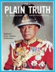 Plain Truth Magazine June 1973 Volume: Vol XXXVIII, No.6 Issue: