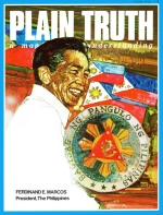 The Expanding SAHARA Plain Truth Magazine June-July 1974 Volume: Vol XXXIX, No.6 Issue: