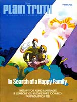 THERAPY FOR AILING MARRIAGES Plain Truth Magazine June-July 1978 Volume: Vol XLIII, No.6 Issue: ISSN 0032-0420