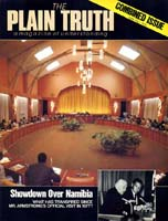 God's FAITH in Man Plain Truth Magazine June-July 1979 Volume: Vol XLIV, No.6 Issue: ISSN 0032-0420