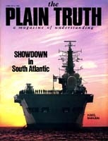 Technological Crisis of the 80's CAN THE WEST SURVIVE? Plain Truth Magazine June-July 1982 Volume: Vol 47, No.6 Issue: