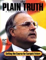 HOW TO SET THE WORLD ARIGHT Plain Truth Magazine June 1983 Volume: Vol 48, No.6 Issue: