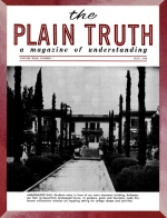 The Plain Truth about the PROTESTANT Reformation - Part I Plain Truth Magazine July 1958 Volume: Vol XXIII, No.7 Issue: