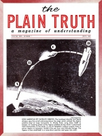 The Bible Story - The Exodus Begins Plain Truth Magazine July 1960 Volume: Vol XXV, No.7 Issue: