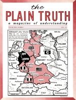 Now! New Power Bloc Stronger than Russia! Plain Truth Magazine July 1961 Volume: Vol XXVI, No.7 Issue: