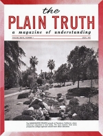 Radiocarbon Dating a FRAUD Plain Truth Magazine July 1962 Volume: Vol XXVII, No.7 Issue: