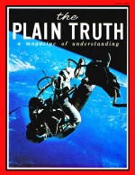 AMBASSADOR COLLEGES RATE FRONT PAGE NEWS Plain Truth Magazine July 1965 Volume: Vol XXX, No.7 Issue: