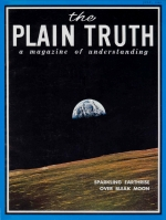 THE TINY ATOM - Big Mystery for Science! Plain Truth Magazine July 1969 Volume: Vol XXXIV, No.7 Issue: