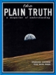 Plain Truth Magazine July 1969 Volume: Vol XXXIV, No.7 Issue: