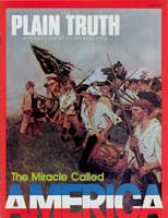 ARE WE NEGLECTING OUR NATION'S YOUTH? Plain Truth Magazine July 1976 Volume: Vol XLI, No.6 Issue: