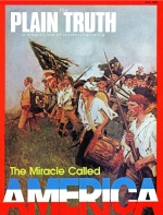 THE EAGLE OF THE EAST Plain Truth Magazine July 1976 Volume: Vol XLI, No.6 Issue: