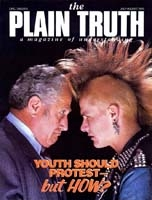 Children of the Inner City Plain Truth Magazine July-August 1985 Volume: Vol 50, No.6 Issue: