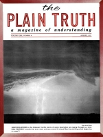 America, WAKE UP! Plain Truth Magazine August 1957 Volume: Vol XXII, No.8 Issue: