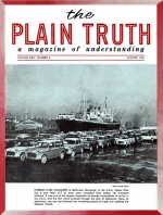 How Today's Religious Customs Began - Installment 10 Plain Truth Magazine August 1960 Volume: Vol XXV, No.8 Issue: