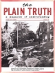 Plain Truth Magazine August 1961 Volume: Vol XXVI, No.8 Issue: