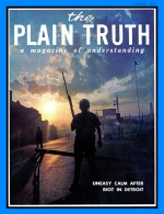 A Duckbilled Platy WHAT? Plain Truth Magazine August 1967 Volume: Vol XXXII, No.8 Issue: