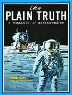 THE DOOMSDAY BUG Plain Truth Magazine August 1969 Volume: Vol XXXIV, No.8 Issue: