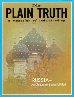 EUROPE Supergiant of the Seventies? Plain Truth Magazine August 1972 Volume: Vol XXXVII, No.7 Issue:
