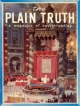 Plain Truth Magazine September 1965 Volume: Vol XXX, No.9 Issue: