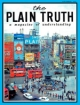 Plain Truth Magazine September 1966 Volume: Vol XXXI, No.9 Issue: