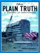 Plain Truth Magazine September 1967 Volume: Vol XXXII, No.9 Issue: