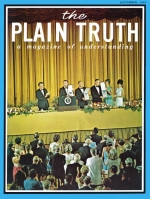 The MODERN ROMANS - PART II Plain Truth Magazine September 1969 Volume: Vol XXXIV, No.9 Issue: