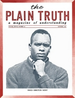 Personal from the Editor Plain Truth Magazine October 1963 Volume: Vol XXVIII, No.10 Issue: