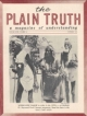 Plain Truth Magazine October 1964 Volume: Vol XXIX, No.10 Issue:
