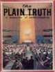 Plain Truth Magazine October 1965 Volume: Vol XXX, No.10 Issue:
