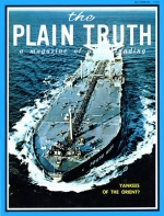 ARID LANDS Can they be reclaimed in time? Plain Truth Magazine October 1969 Volume: Vol XXXIV, No.10 Issue: