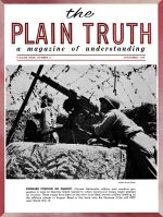 The Autobiography of Herbert W Armstrong - Installment 11 Plain Truth Magazine November 1958 Volume: Vol XXIII, No.11 Issue:
