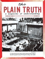 The Tenth Commandment Plain Truth Magazine November 1960 Volume: Vol XXV, No.11 Issue: