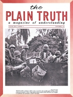 WAR WITH RUSSIA This Year? Plain Truth Magazine November 1961 Volume: Vol XXVI, No.11 Issue: